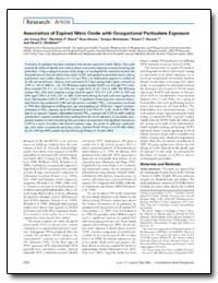 Association of Expired Nitric Oxide with... by Christiani, David C.