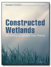 Environews-Constructed Wetlands Innovati... by Tenenbaum, David J.