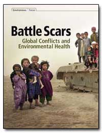Battlescars Global Conflicts and Environ... by Brown, Valerie J.
