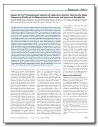 Impact of the Phytoestrogen Content of L... by Naciff, Jorge M.
