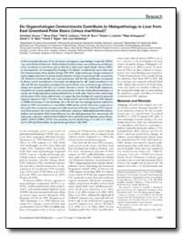 Do Organohalogen Contaminants Contribute... by Letcher, Robert J.