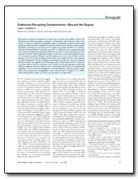 Endocrine Disrupting Contaminantsbeyond ... by Guillette, Louis J.