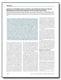 Induction of Proinflammatory Cytokines a... by Kuzmicky, Paul