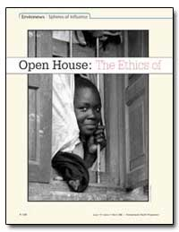 Open House : The Ethics Of by Hood, Ernie