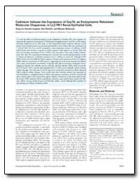 Environmental Health Perspectives, Vol. ... by Inageda, Kiyoshi