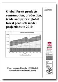 Global Forest Products Consumption, Prod... by Tomberlin, David