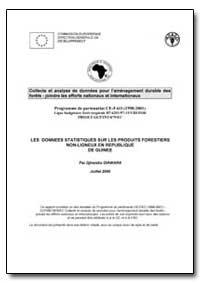 Les Donnees Statistiques sur les Produit... by Diawara, Djiramba