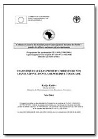 Statistiques sur les Produits Forestiers... by Kadevi, Kodjo