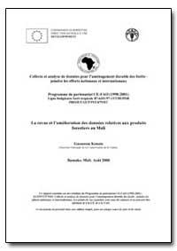 La Revue et Lamelioration des Donnees Re... by Konate, Gaoussou