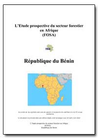 Republique du Benin by Food and Agriculture Organization of the United Na...
