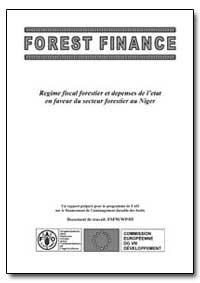 Regime Fiscal Forestier et Depenses de L... by Hamissou, Garba
