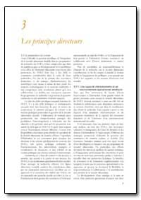 Les Principes Directeurs by Food and Agriculture Organization of the United Na...