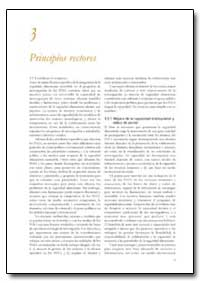 Principios Rectores by Food and Agriculture Organization of the United Na...