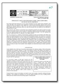 Food Quality, Safety and International T... by Food and Agriculture Organization of the United Na...