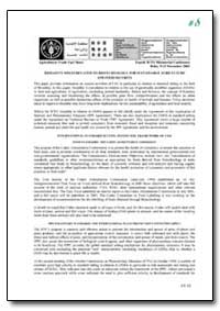Biosafety Issues Related to Biotechnolog... by Food and Agriculture Organization of the United Na...