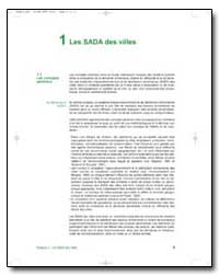 Les Sada des Villes by Food and Agriculture Organization of the United Na...