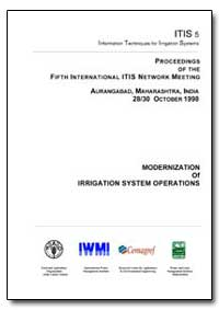 Proceedings of the Fifth International I... by Food and Agriculture Organization of the United Na...