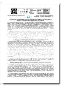 Cuestiones de Seguridad Biologica Relaci... by Food and Agriculture Organization of the United Na...