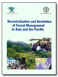 Decentralization and Devolution of Fores... by Food and Agriculture Organization of the United Na...