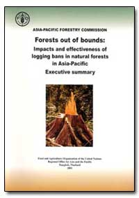 Forests Out of Bounds : Impacts and Effe... by Brown, Chris