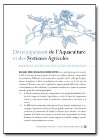 Developpement de Laquaculture et des Sys... by Food and Agriculture Organization of the United Na...