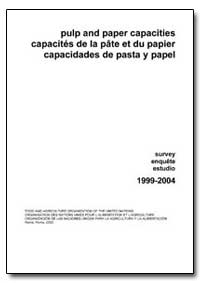 Survey Enquete Estudio 1999-2004 by Food and Agriculture Organization of the United Na...