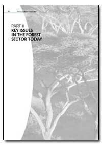Key Issues in the Forest Sector Today by Food and Agriculture Organization of the United Na...