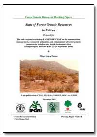 State of Forest Genetic Resources in Eri... by Eman, Elias Araya