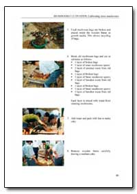 Mushroom Cultivation: Cultivating Straw ... by Food and Agriculture Organization of the United Na...