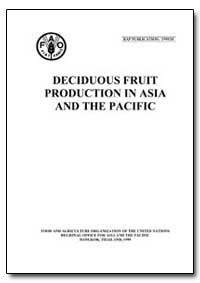Deciduous Fruit Production in Asia and t... by Papademetriou, Minas K.