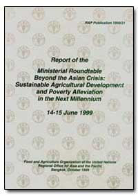Report on the Ministerial Roundtable Bey... by Food and Agriculture Organization of the United Na...