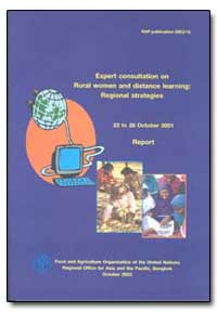 Expert Consultation on Rural Women and D... by Food and Agriculture Organization of the United Na...