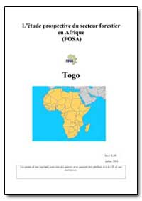 LÉtude Prospective du Secteur Forestier ... by Food and Agriculture Organization of the United Na...
