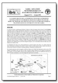 La Saison des Pluies a Commence Dans des... by Food and Agriculture Organization of the United Na...