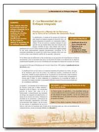 La Necesidad de Un Enfoque Integrado by Food and Agriculture Organization of the United Na...