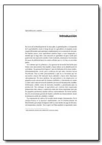 Agricultura Por Contrato by Food and Agriculture Organization of the United Na...