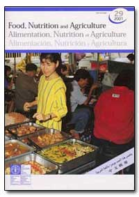 Food, Nutrition and Agriculture by Food and Agriculture Organization of the United Na...