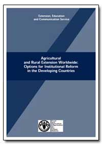 Agricultural and Rural Extension Worldwi... by Rivera, William Mcleod