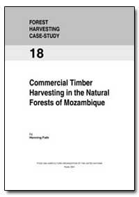 Commercial Timber Harvesting in the Natu... by Food and Agriculture Organization of the United Na...