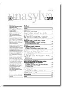 Revista Internacional de Silvicultura E ... by Food and Agriculture Organization of the United Na...