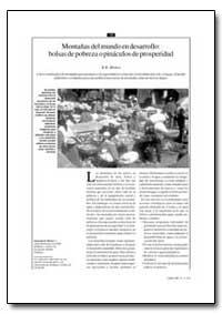 Montanas Del Mundo en Desarrollo: Bolsas... by Mishra, H. R.