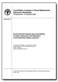 Environmental Impacts and Vulnerability ... by Darwish, T.