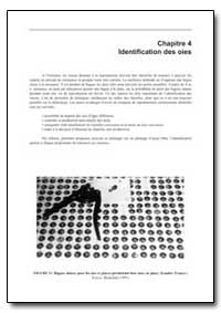 Identification des Oies by Food and Agriculture Organization of the United Na...