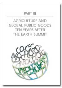 Progress in the Provision of Global Publ... by Food and Agriculture Organization of the United Na...
