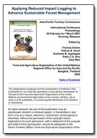 Options for Future Application. by Food and Agriculture Organization of the United Na...