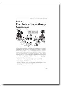 The Role of Inter-Group Associations by Food and Agriculture Organization of the United Na...