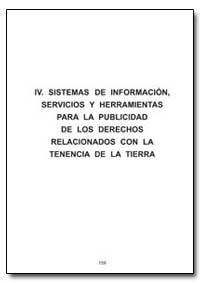 Cadastral Administration by Food and Agriculture Organization of the United Na...