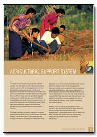 Agricultural Support System by Food and Agriculture Organization of the United Na...