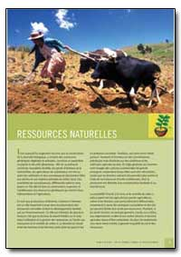 Ressources Naturelles by Food and Agriculture Organization of the United Na...