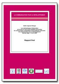 Rapport Final by Food and Agriculture Organization of the United Na...